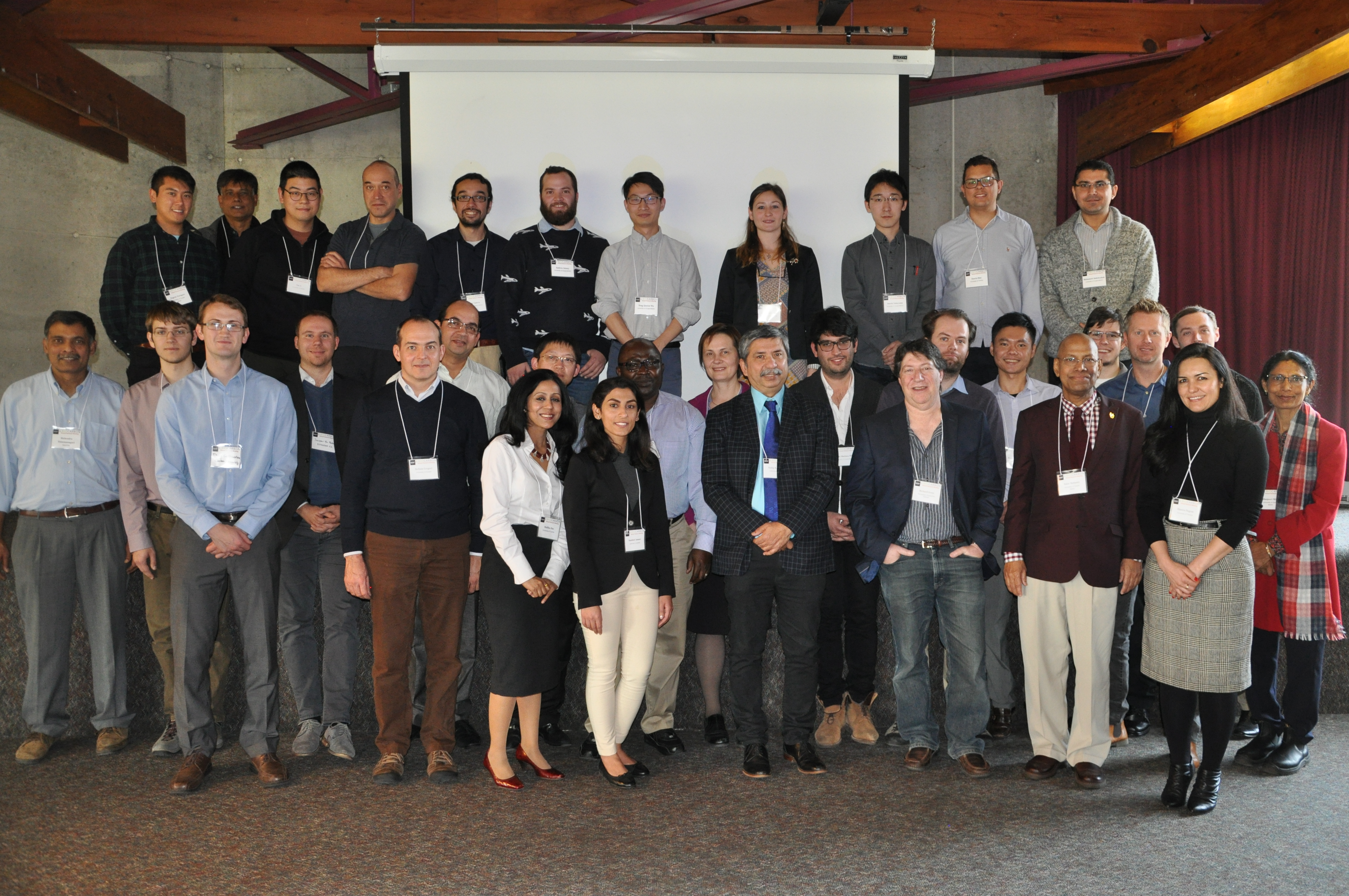 Biocarbon Research Meeting Group Photo