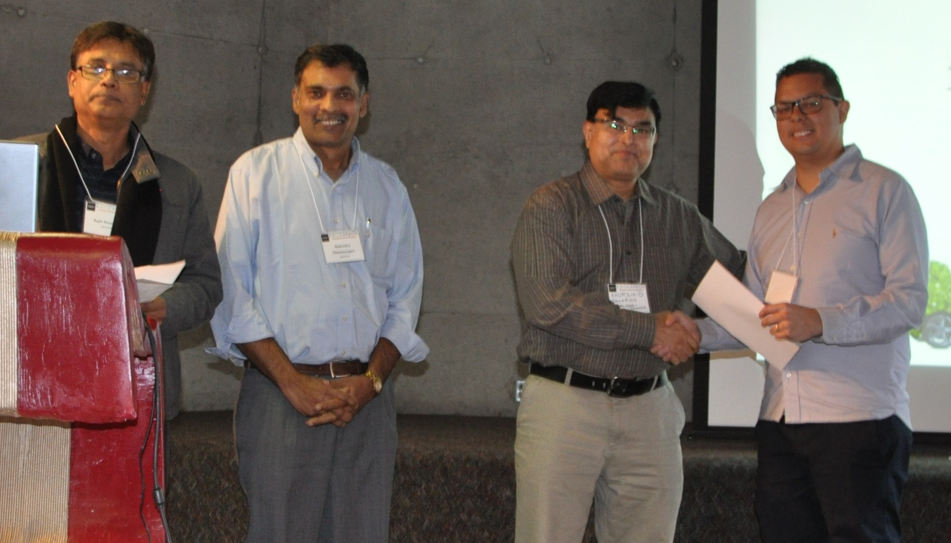 Biocarbon Research Meeting Poster Awards - Third Place