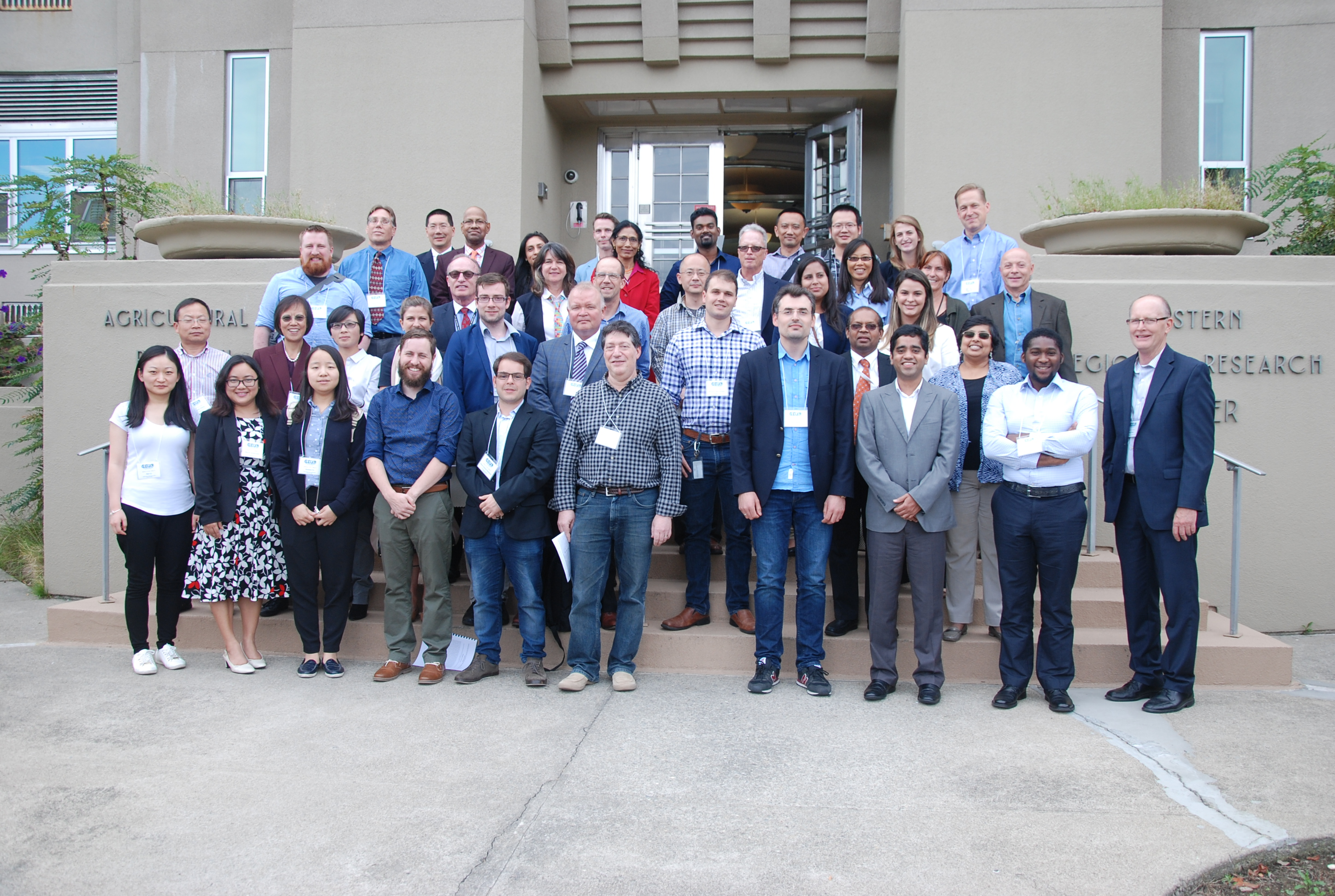 Group photo from the 24th BEPS Annual Meeting