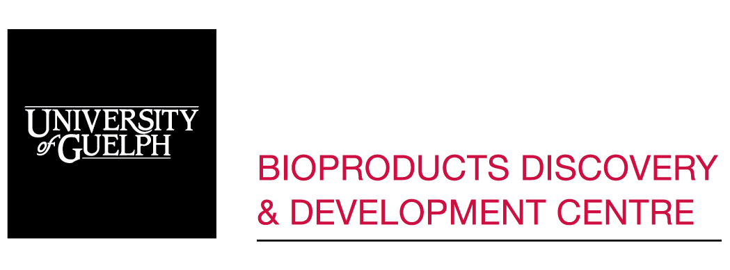 University of Guelph - Bioproducts Discovery and Development Centre Logo
