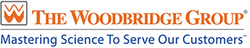 LOGO: The Woodbridge Group - Mastering Science to Serve Our Customers