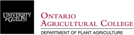 University of Guelph, Department of Plant Agriculture Logo
