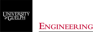 University of Guelph, School of Engineering Logo