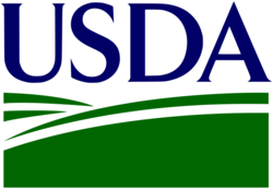 LOGO: USDA - United States Department of Agriculture